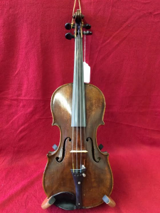 Vintage Late 1800's German Violin