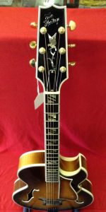 Used Heritage Sweet 16 Archtop