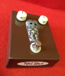 Over Distortion Fuzz Drive by Tiki Tone