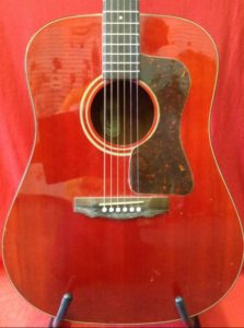 Used Guild D-25