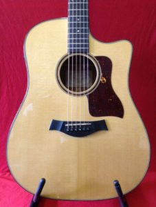 Used Taylor 510ce