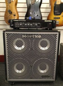 Used Hartke Head and Cabinet