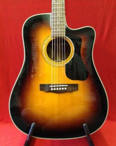 Used Guild D140ce