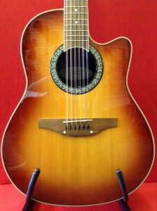 Used Ovation 12-String