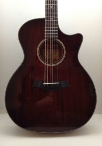 New Taylor 524ce