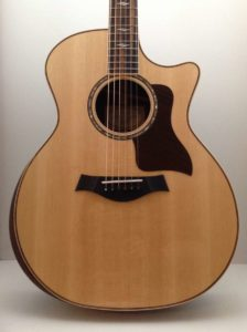 New Taylor 814ce DLX