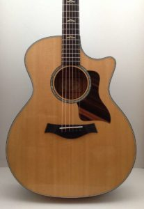New Taylor 614ce