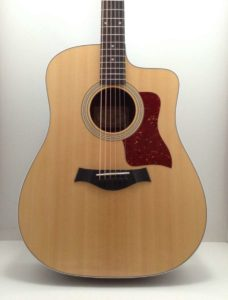 New Taylor 210ce